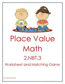 Place Value Math