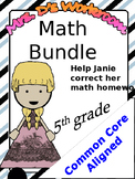 Place Value Math Sample 5th Grade Common Core Aligned
