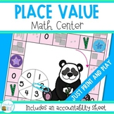 Place Value with Hundreds, Tens and Ones Math Center