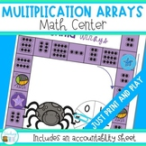 Multiplication Arrays Math Center