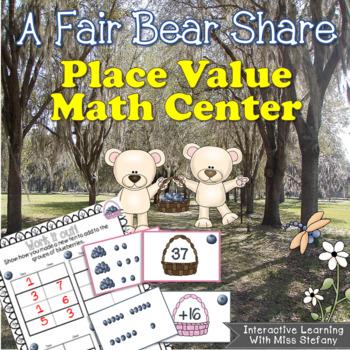 Place Value Math Center