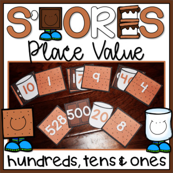 Place Value Center 2nd Grade Hundreds Tens Ones