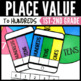 Place Value Math Center Game Bundle