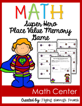 Place Value: 15 Math Centers & Practice 4.NBT.1 4.NBT.2