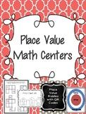 Place Value Math Centers (Common Core Aligned)