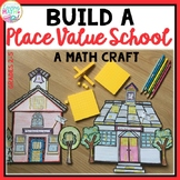 Place Value Craft - Back to School Math Craft