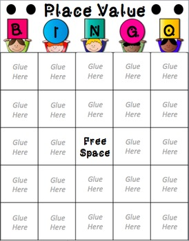 Tens and Ones Place Value Games {BINGO!}