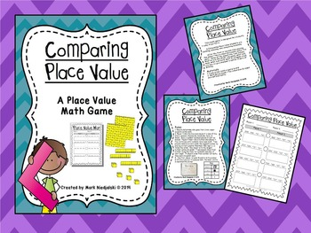 Place Value Math Games