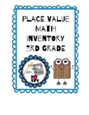 Place Value Math Inventory