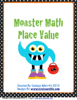 Place Value- Math Monsters