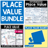 Place Value Bundle - 1st Grade