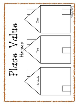Place Value Math Stations Common Core Aligned