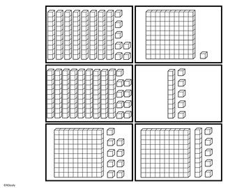 Place Value Math Sticks