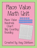 Place Value Math Unit