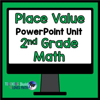 Place Value Math Unit 2nd Grade Common Core