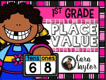 Place Value Math Unit ~ First Grade