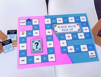 Place Value Math Bundle