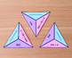 Place Value Math Expanded Notation Puzzle Game