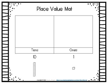 Place Value Mats