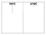 Place Value Mats (Two, Three, and Four Digit Numbers)