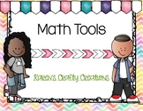 Place Value Mats and Ten Frames -Useful Math Tools