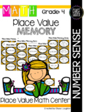 Place Value Memory Game {Math Center}