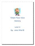 Place Value Memory version 2