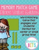 Place Value Memory Match Game