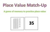 Place Value Memory Match-Up