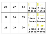 Place Value Memory Matching Game