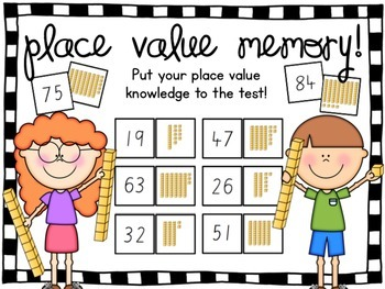 Place Value Memory with MAB