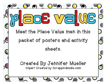 Place Value Men