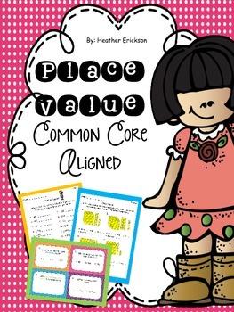 Place Value {Common Core Aligned}