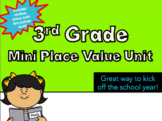 Place Value Mini Unit Smart Notebook