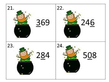 Place Value Mini-Unit with a St. Patrick's Day Theme