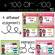 Place Value More & Less by 1,10, & 100:12 Digital Resource