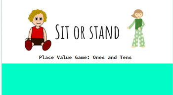 Place Value Movement Game