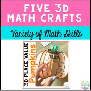 Place Value. Multiplication, Math About Me BUNDLE