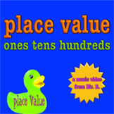 Place Value Music Video- Ones, Tens, Hundreds