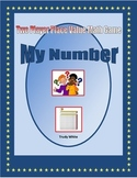 Place Value:  My Number:  Two Player Math Game