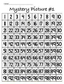Place Value Mystery Grids *Christmas Edition*
