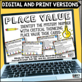 Place Value Mystery Number for Google Classroom   Slides™