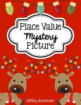 Place Value Mystery Picture FREEBIE