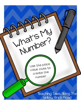 Place Value Mystery Scoot through Hundred Thousands Place