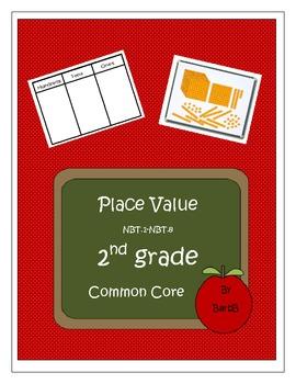 Place Value 2nd grade Common Core