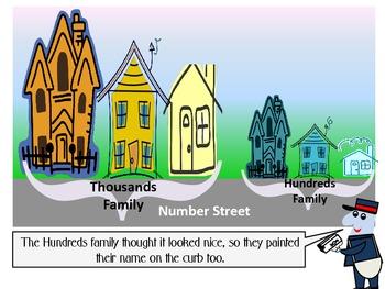 Place Value Neighborhood