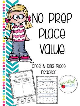 Place Value - No Prep Printables