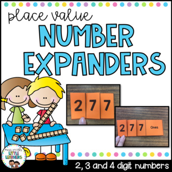 Place Value Number Expanders