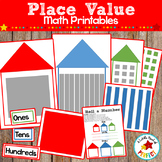 Place Value Number Houses