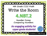 Place Value (Number Names, Comparing Numbers) Write the Ro